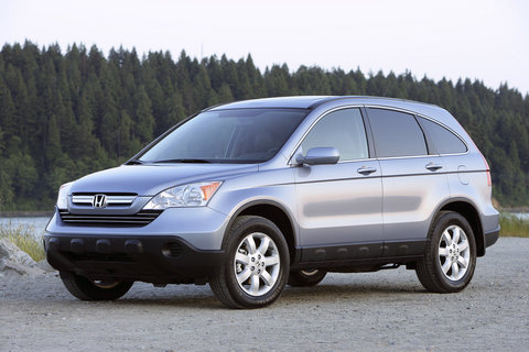 2009 HONDA CR-V EX-L with navigation