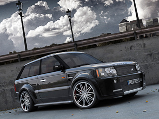 LSE Coupe Range Rover Sport